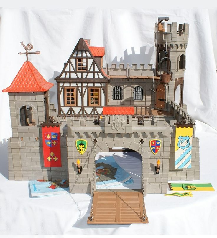chateau playmobil